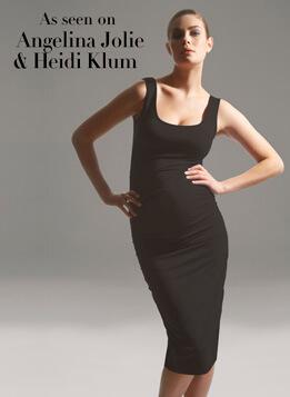 Heidi Klum wears Isabella Oliver