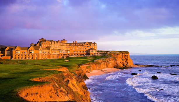 Over the Moon Californian Babymoon at The Ritz-Carlton, Half Moon Bay