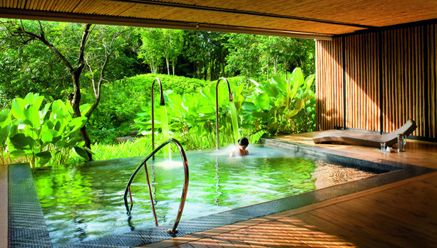 Espa Vitality Pool at Phulay Bay, a Ritz-Carlton Reserve