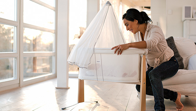 6cd450b03f6 Peaceful Moments with the BABYBJÖRN Cradle Harmony - Celebrate your ...