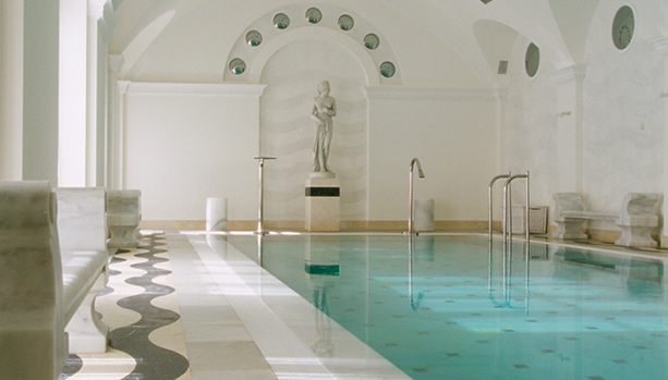 Spa at Villa Padierna Palace