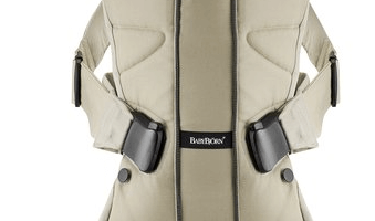 BabyBjorn One Baby Carrier. Color : Khaki