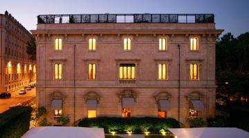 Villa Spalletti Trivelli, Rome, Italy