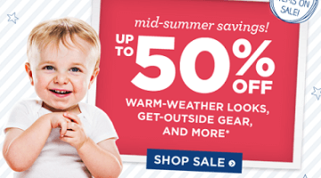 Independence Day Sale at Diapers.com