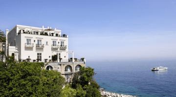 Capri Babymoon at J.K. Place Capri – Italy