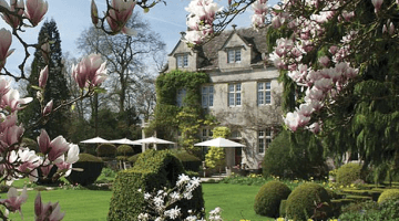 Cotswolds Babymoon at Barnsley House, Gloucesterhire