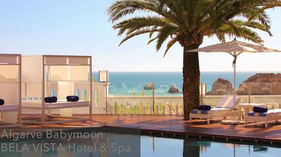 Babymoon in the Algarve