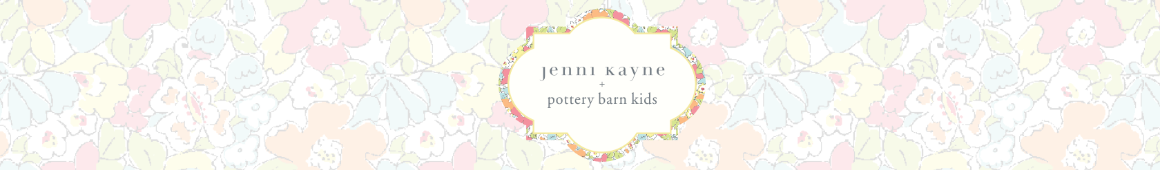 Jenni Kayne Collection at Pottery Barn Kids