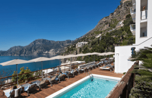 Babymoon on Italy's Amalfi Coast
