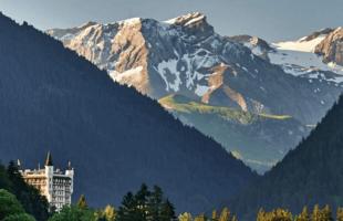 Babymoon in Gstaad