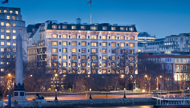 London Babymoon at The Savoy, A Fairmont Managed Hoteld