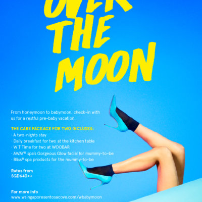 Over the Moon at W Singapore – Sentosa Cove