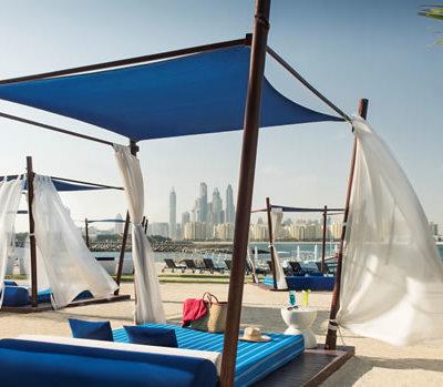 Dubai Babymoon at Rixos The Palm Dubai