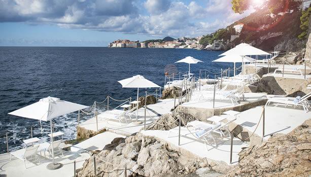 Dubrovnik Babymoon at Villa Dubrovnik