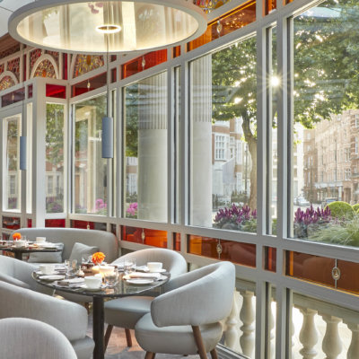 Jean-Georges opens at The Connaught, London