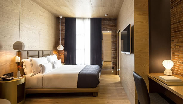 Barcelona Babymoon at Monument Hotel - Deluxe Room