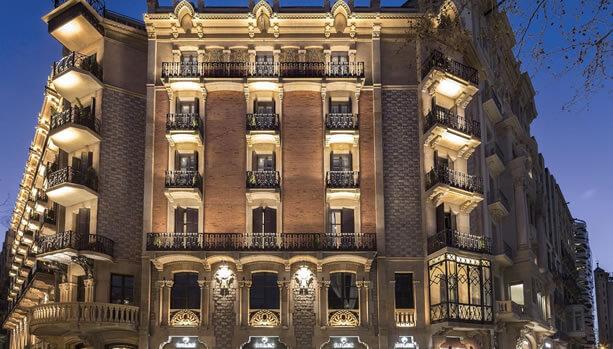 Barcelona Babymoon at Monument Hotel