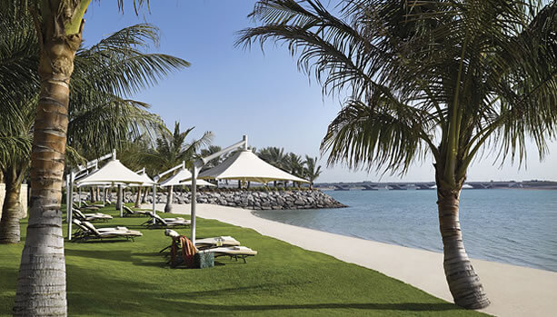 Abu Dhabi Babymoon at Shangri-La Hotel Qaryat Al Beri