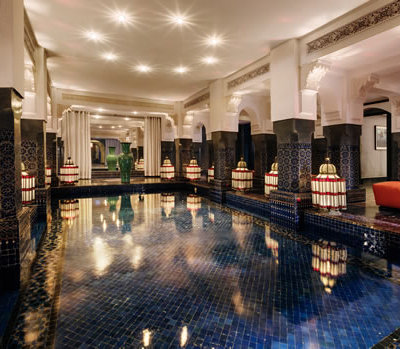 Luxurious Marrakech Babymoon at La Mamounia