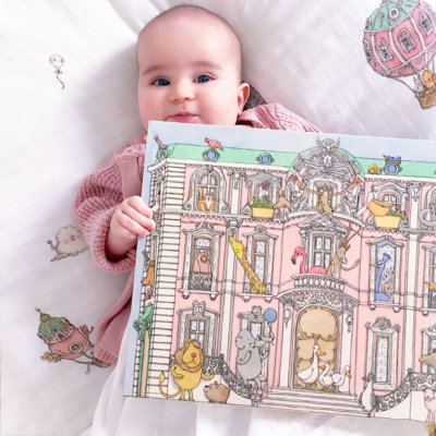 WIN AN ATELIER CHOUX GIFT SET FOR BABY