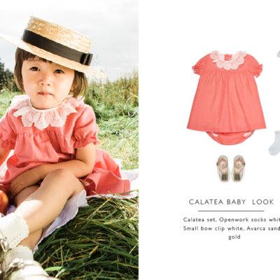 La Coqueta Spanish Children's Designer Clothes