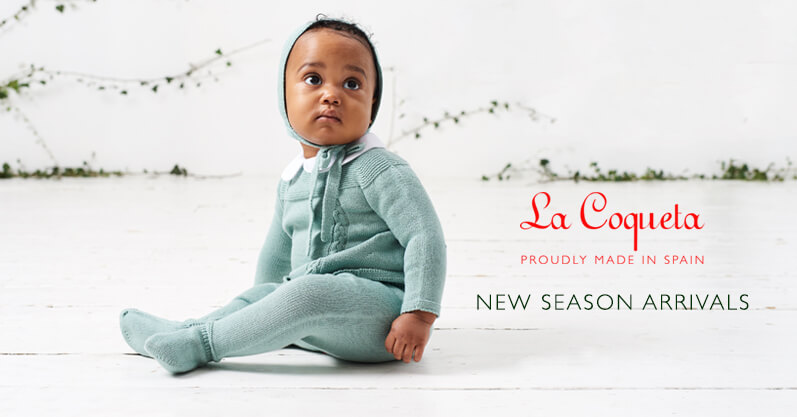 La Coqueta Baby Clothes, made in Spain