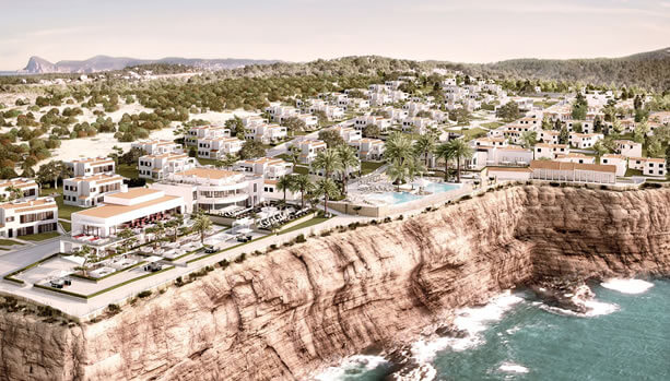 Ibiza Babymoon at 7Pines Resort Ibiza