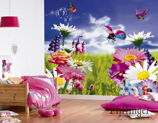 Wallpower for the Baby Room