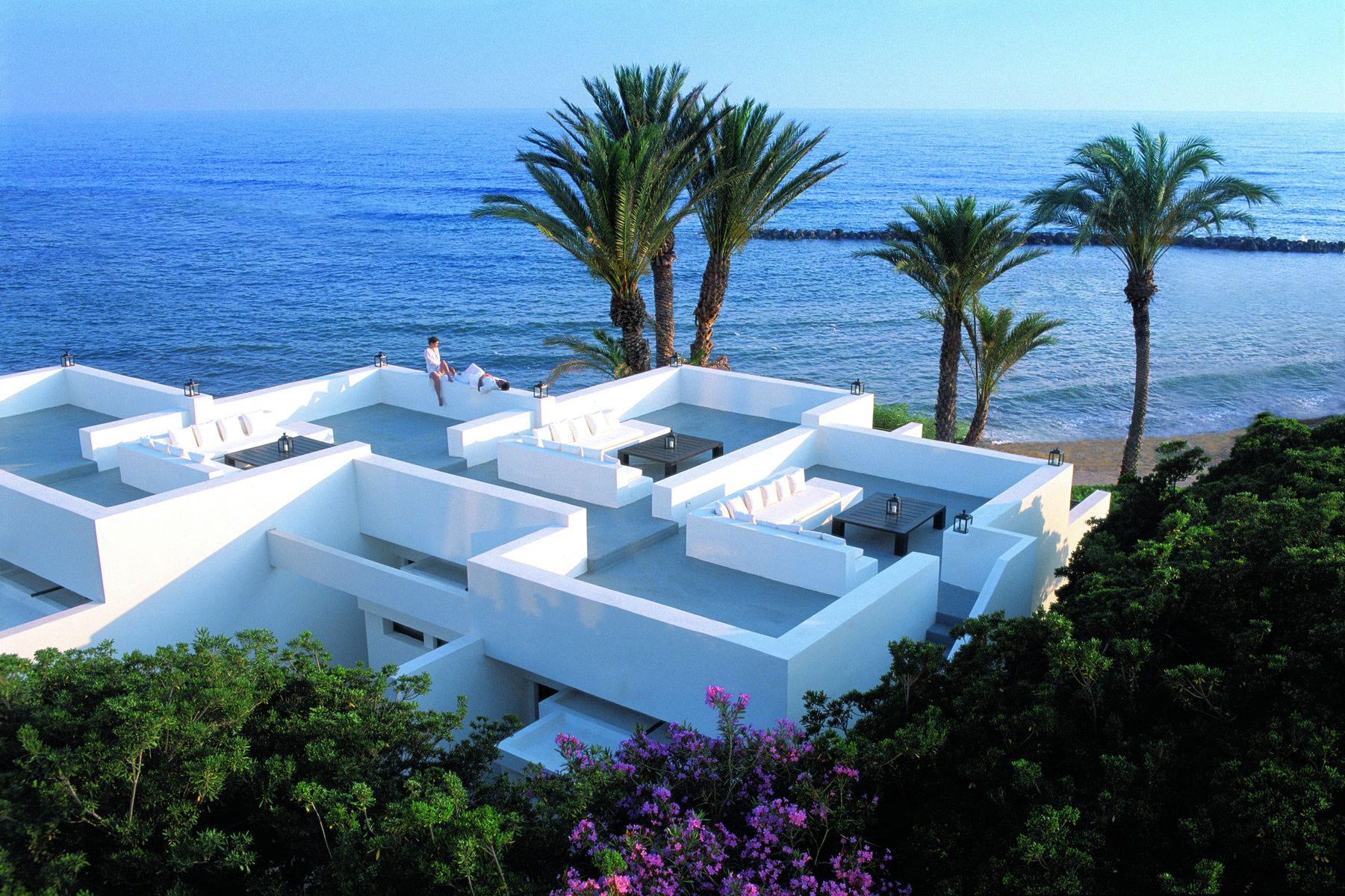 Babymoon at the five-star Almyra – Cyprus