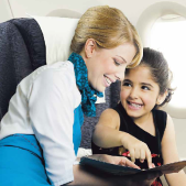 Gulf Air, 'Best Family Friendly Airline' 2012