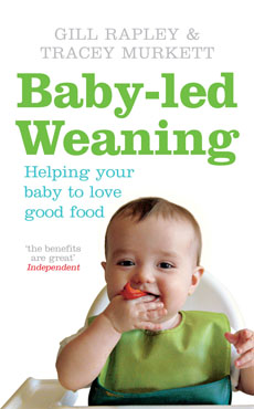 The Rapley Method, a fuss-free way to introduce your baby to solid foods