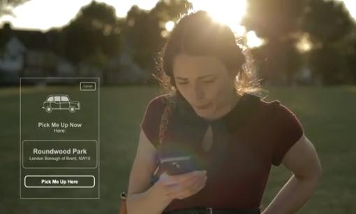Google's New Baby advertisement