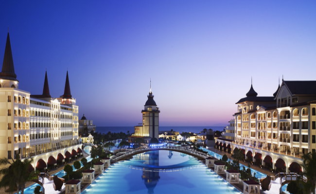 a Mardan Palace signature babymoon experience in the Mediterranean