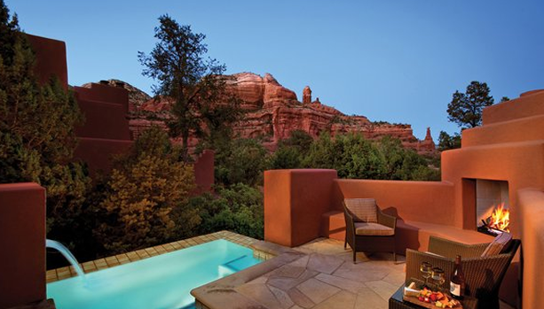 Babymoon Spa Experience at Sedona's Enchantment Resort