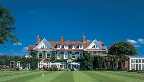 Babymoon at Chewton Glen, a world-renowned Luxury Country House