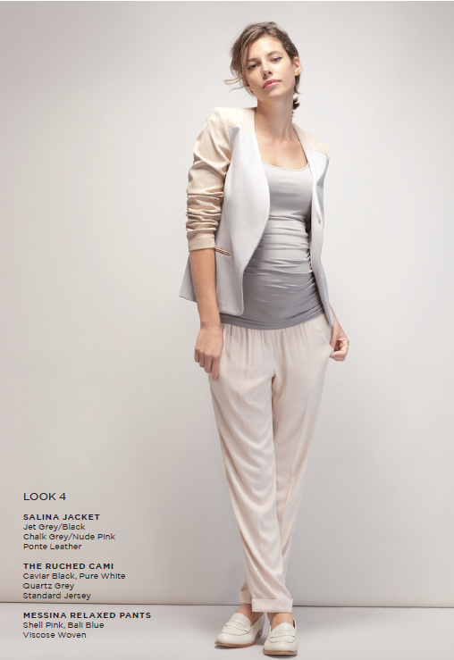 Isabella Oliver Maternity Launches The Spring Summer 2014 Collection