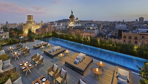 Barcelona Babymoon City Break at Mandarin Oriental, Barcelona