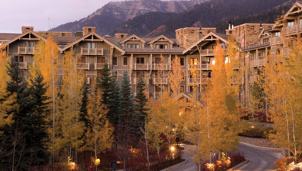 Alpine Babymoon at Four Seasons Resort Jackson Hole