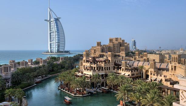 Fairytale Babymoon in a true Arabian Resort – Madinat Jumeirah – Dubai