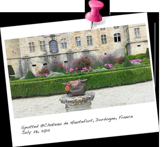 Our BabyMoon KeepsakeTAG Spotted @Chateau De Hautefort