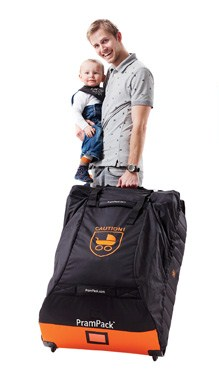 The Travel Bag That Fits Almost Any Stroller