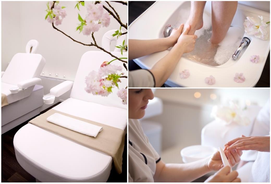 Manicure Pedicure Room Conservatorium Hotel Amsterdam