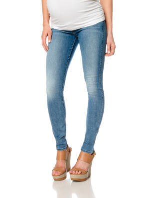 7 For All Mankind Secret Fit Belly Maternity Jeans