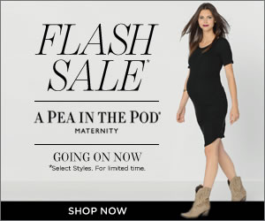 Maternity Flash Sale