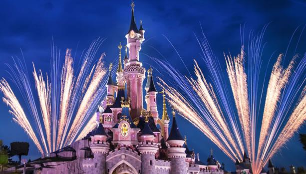 Pregnant in Disneyland
