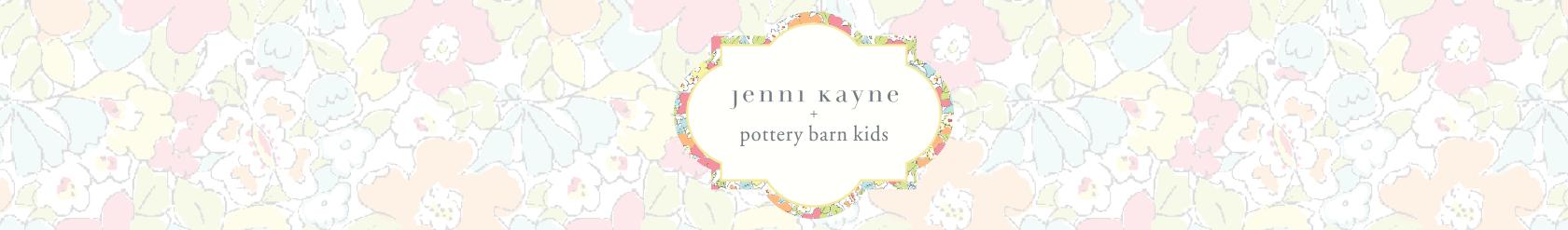 Jenni Kayne Collection at Pottery Barn Kids