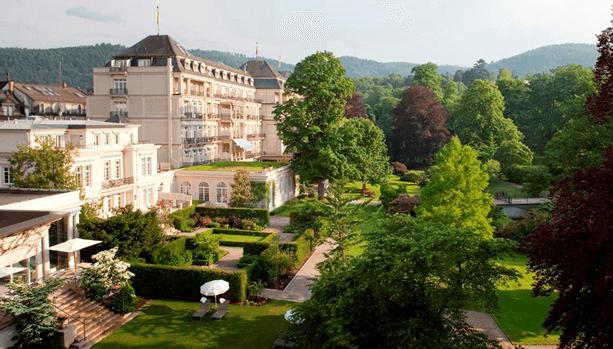 Babymoon in Baden-Baden