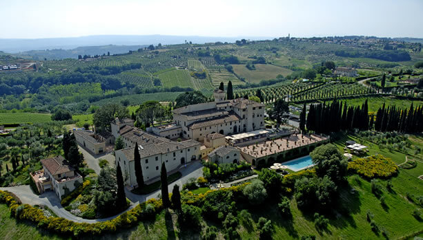 Babymoon in Tuscany