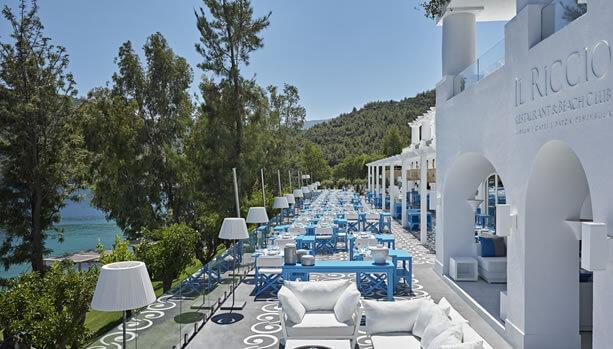 Bodrum Babymoon - Il Riccio Beach House & Restaurant