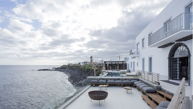 Azores Babymoon at WHITE exclusive suites & villas